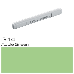 COPIC Classic Marker G14 Apple Green