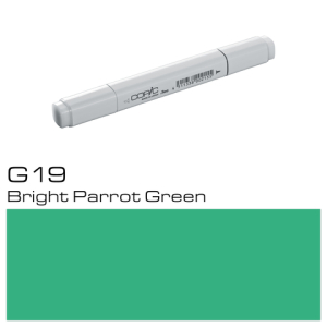 COPIC Classic Marker G19 Bright Parrot Green