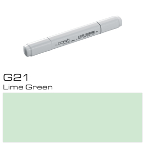 COPIC Classic Marker G21 Lime Green