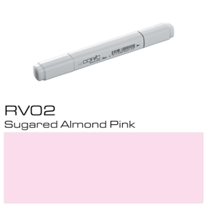 COPIC Classic Marker RV02 Sugared Almond Pink