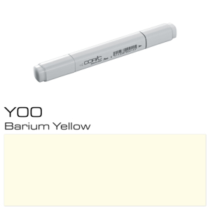 COPIC Classic Marker Y00 Barium Yellow