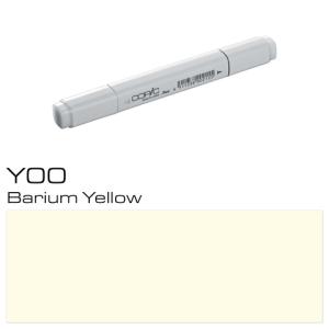 COPIC Classic Marker Y00 - Barium Yellow