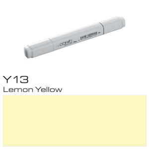 COPIC Classic Marker Y13 - Lemon Yellow