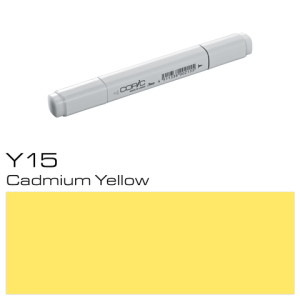 COPIC Classic Marker Y15 Cadmium Yellow