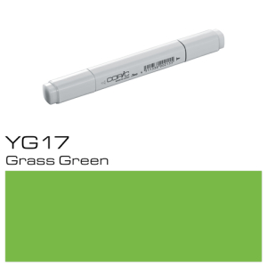 COPIC Classic Marker YG17 Grass Green