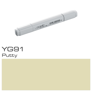 COPIC Classic Marker YG91 Putty