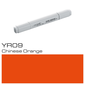 COPIC Classic Marker YR09 Chinese Orange