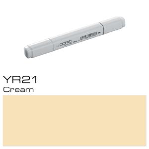 COPIC Classic Marker YR21 - Cream