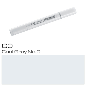 COPIC sketch C0 Cool Gray No.0