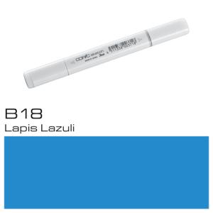 COPIC Sketch Marker B18 - Lapis Lazuli
