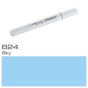 COPIC sketch B24 Sky