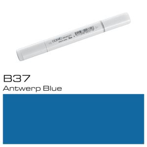 COPIC Sketch Marker B37 - Antwerp Blue