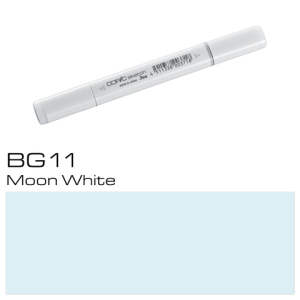 COPIC sketch BG11 Moon White