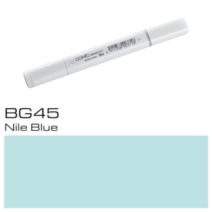 COPIC sketch BG45 Nile Blue