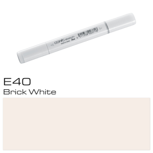 Copic Sketch Typ E-40