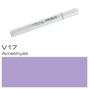 COPIC sketch V17 Amethyst