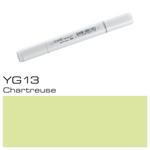 COPIC sketch YG13 Chartreuse
