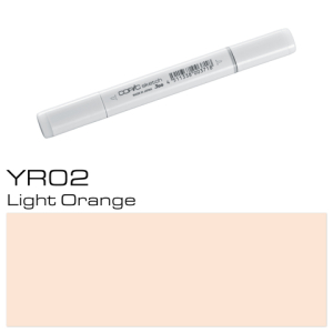 COPIC sketch YR02 Light Orange