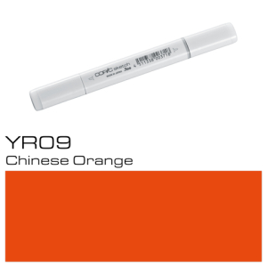 COPIC sketch YR09 Chinese Orange