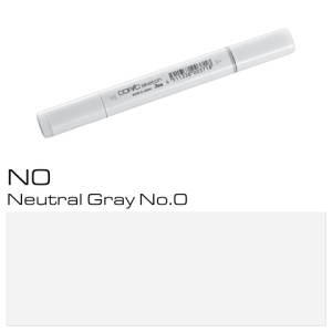 COPIC Sketch Marker N0 - Neutral Gray No. 0