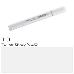 COPIC Sketch Marker T0 - Toner Gray No. 0