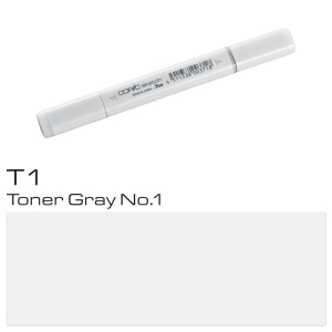 COPIC Sketch Marker T1 - Toner Gray No. 1