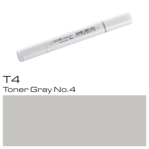 COPIC Sketch Marker T4 - Toner Gray No. 4