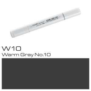 COPIC sketch Typ W-10 Warm Gray