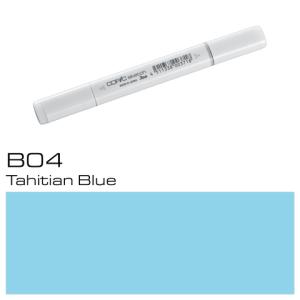 COPIC Sketch Marker B04 - Tahitian Blue