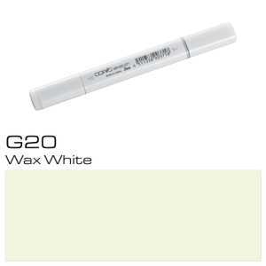 COPIC sketch G20 Wax White