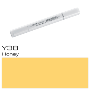 COPIC sketch Y38 Honey