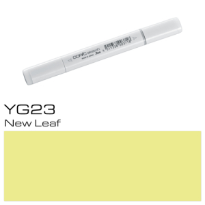 COPIC sketch YG23 New Leaf