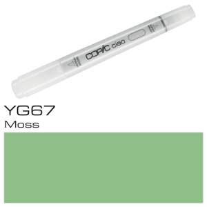 COPIC ciao YG67 Moss