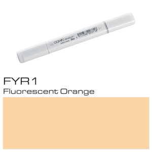 COPIC Sketch Marker FYR1 - Orange