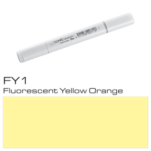COPIC Sketch Marker FY1 - Yellow Orange