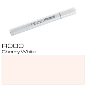 COPIC sketch R000 Cherry White