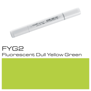 COPIC Sketch Marker FYG2 - Dull Yellow Green