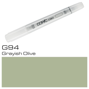 COPIC ciao G94 Grayish Olive