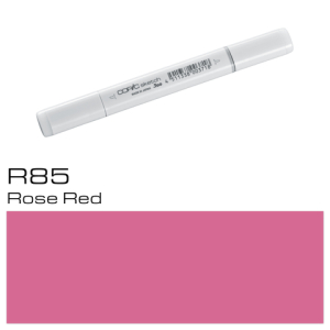 COPIC sketch R85 Rose Red