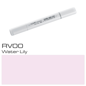 COPIC sketch RV00 Water Lily