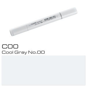 COPIC sketch C00 Cool Gray No.00
