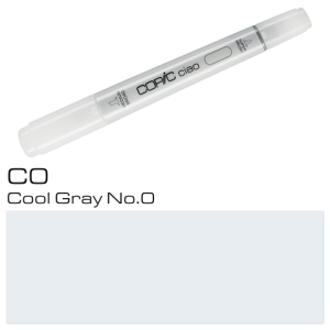 COPIC ciao C0 Cool Gray No.1