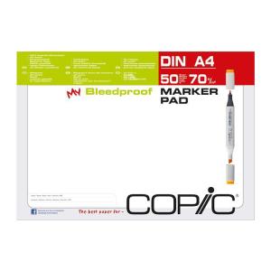 transotype Marker Pad - DIN A4 - 50 Blatt