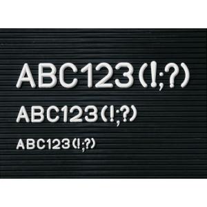 Legamaster Buchstaben-Ergänzungsset 12mm