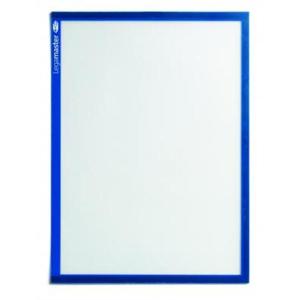 Legamaster Dokumentmappen Magnetisch A4 blau 5 Stück