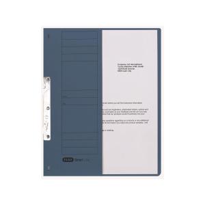 ELBA Einhakhefter A4 kfm.H. 1/2 Deck. bl