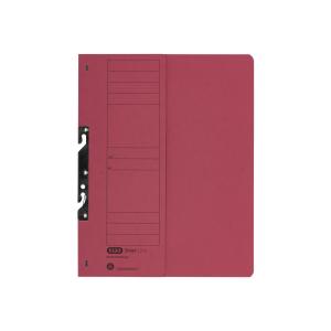 ELBA Einhakhefter A4 Amtsh. 1/2 Deck. rot