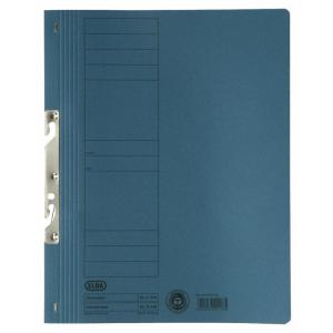 Elba Einhakhefter A4 kfm. Heftung blau