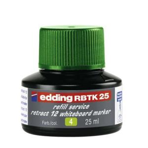 edding RBTK25 Nachfülltinte Boardmarker - grün...