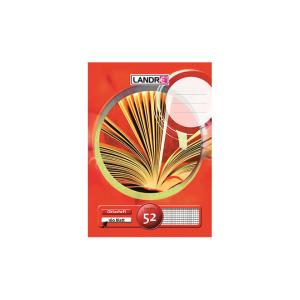 Landré Oktavheft - DIN A6 - Lineatur 52 - 32 Blatt